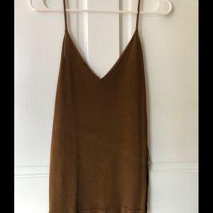 NWOT Zara women's soft mesh camp size L